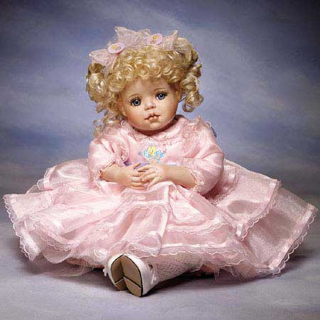 Warner Brothers Tweetys Little Sweety Doll by Cindy McClure 2004 Ashton Drake